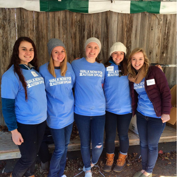 Fall 2015 Greater Boston Autism Speaks Walk