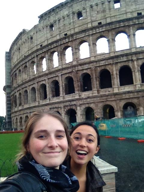 Sisters Abroad