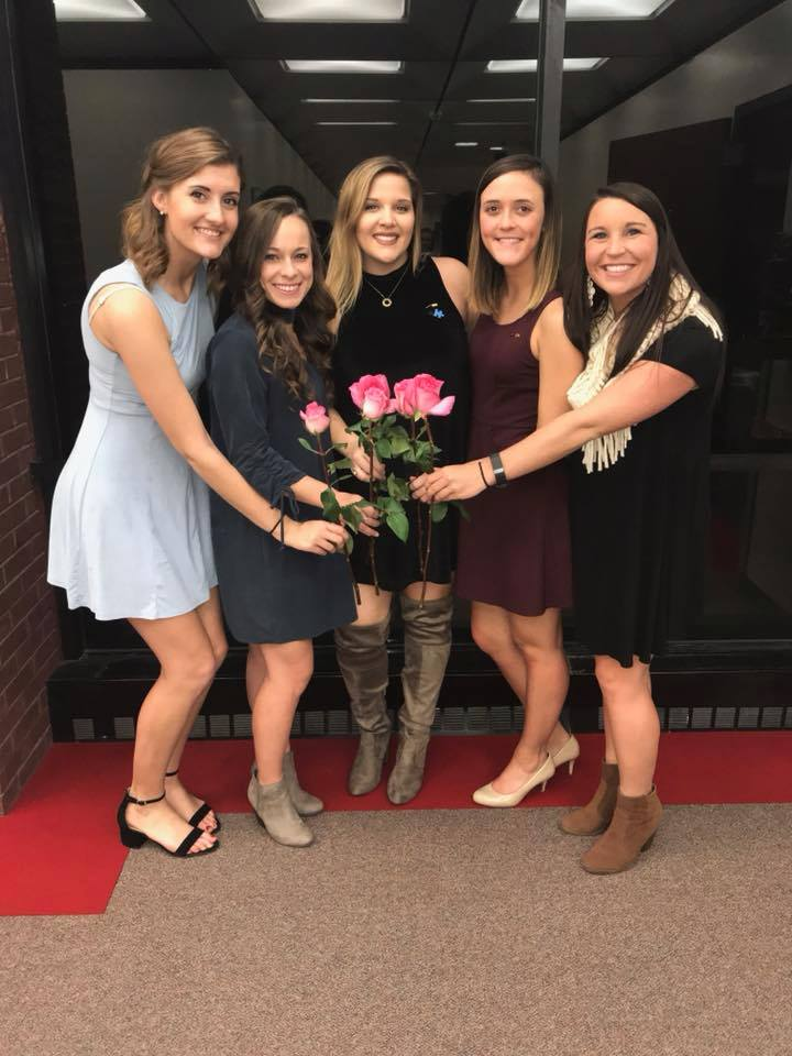 Senior Sendoff Fall 2017
