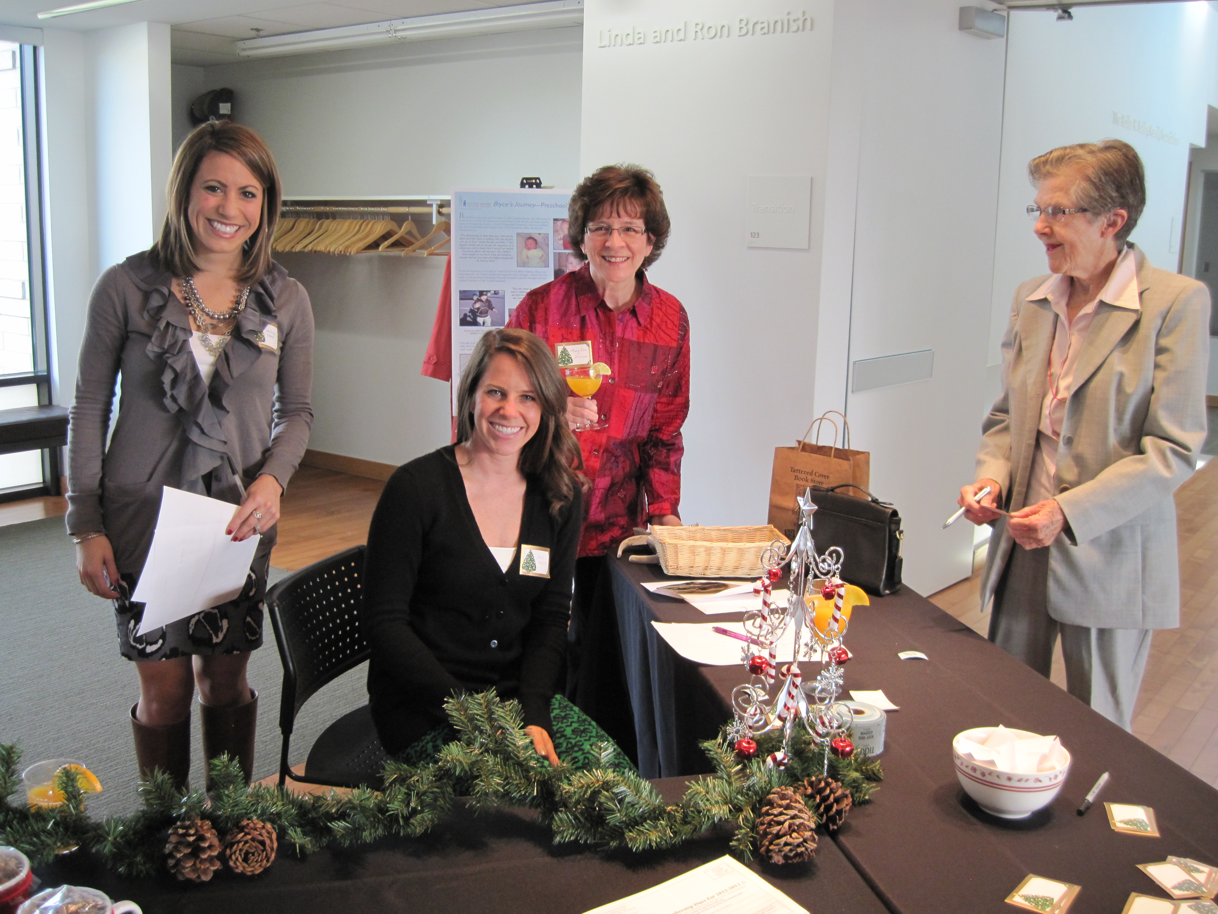 Holiday Auction and Brunch