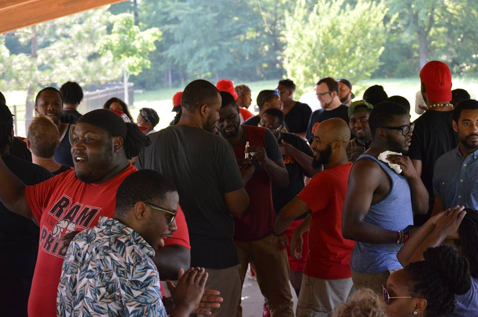 2nd Annual Tri-Beta Cookout (2016)