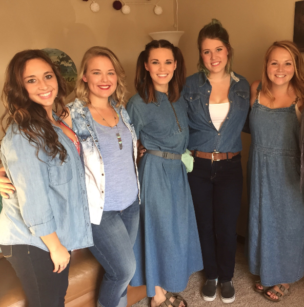 Denim Date Party