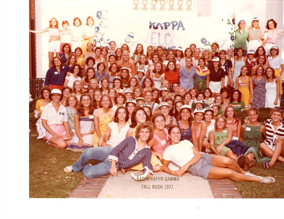 Gamma Pi Through the Years