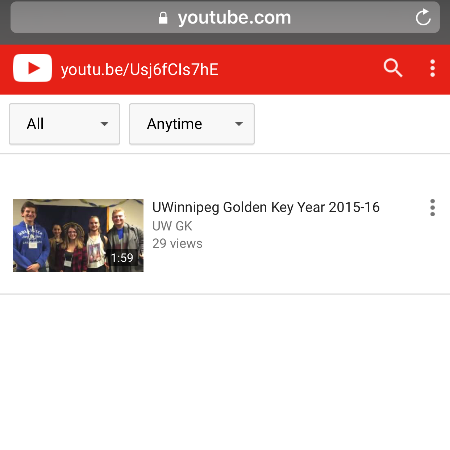 Year End Video for 2015-2016