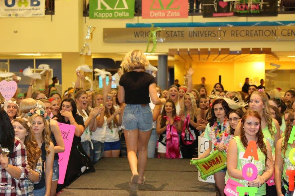 Bid Day Fall 2016