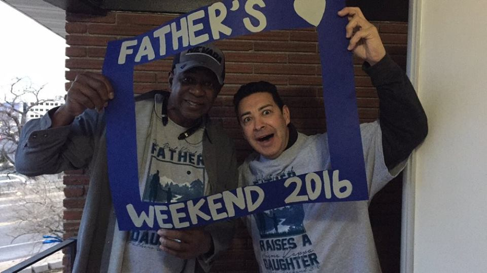 Father's Weekend 2016