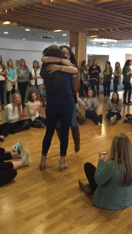 Big Little Reveal