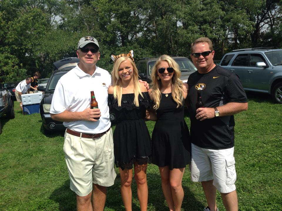 Dad's Weekend 2014