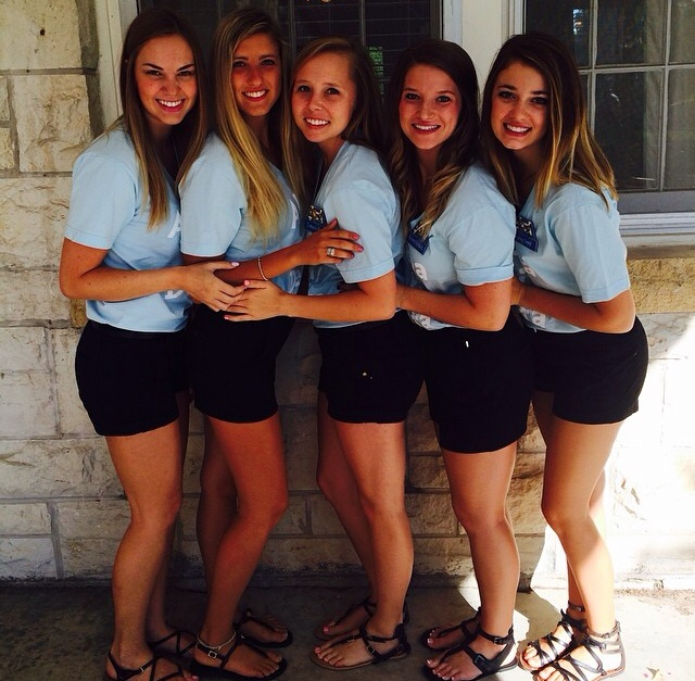 Recruitment and Bid Day 2014