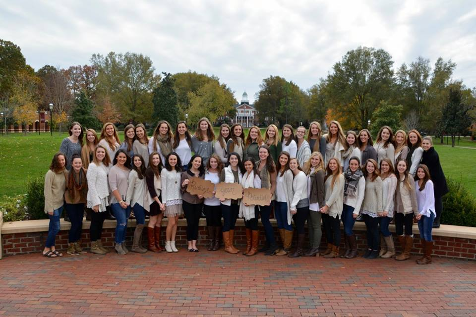 Fall Sisterhood Photos 2015