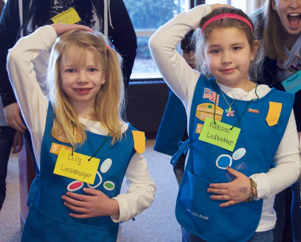 Girl Scout Events 2016
