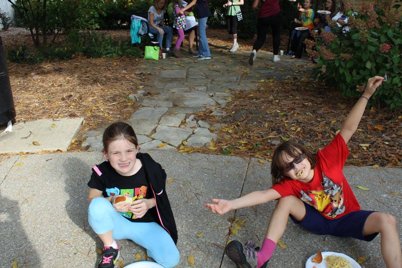 Cooking with the KayDees Girl Scout Event 2016