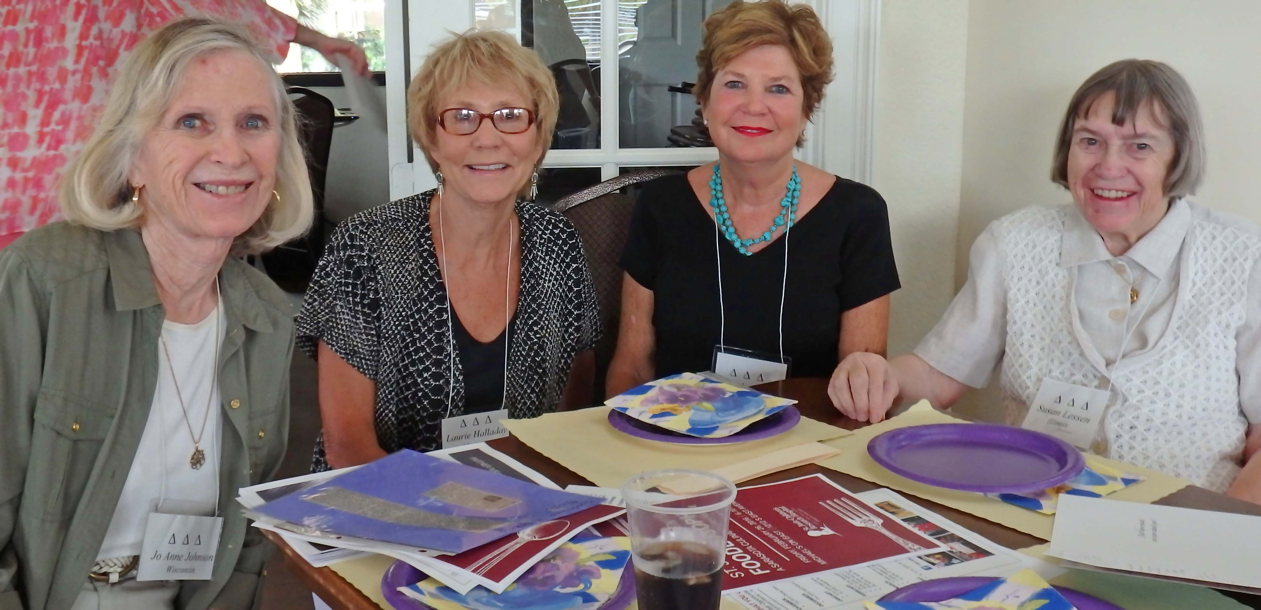 Sarasota Tridelta Alumnae Activities