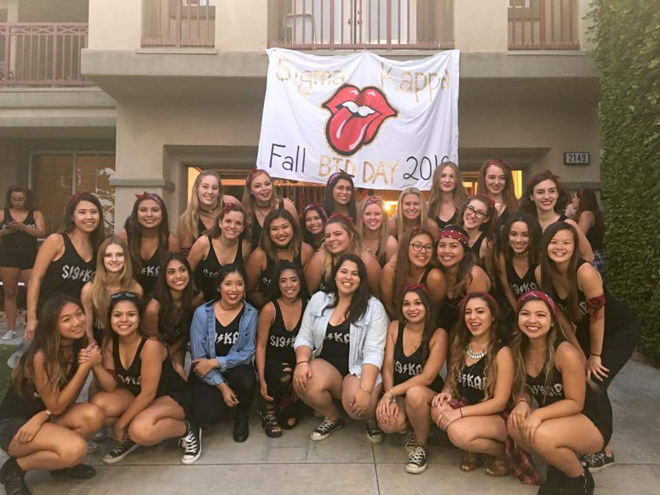 BID DAY- FALL 2016