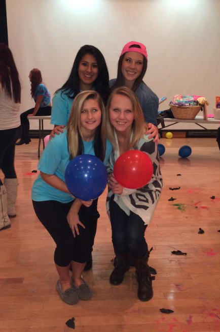 Big/Little Reveal Spring 2015