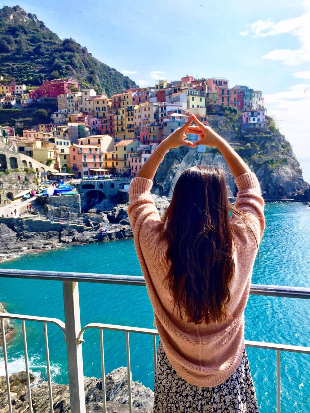 Alpha Gams Around the World