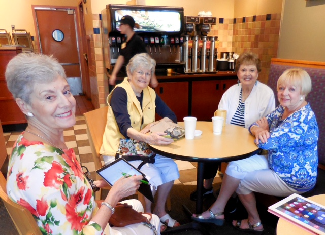 August 2015 - Daytime Coffee Group