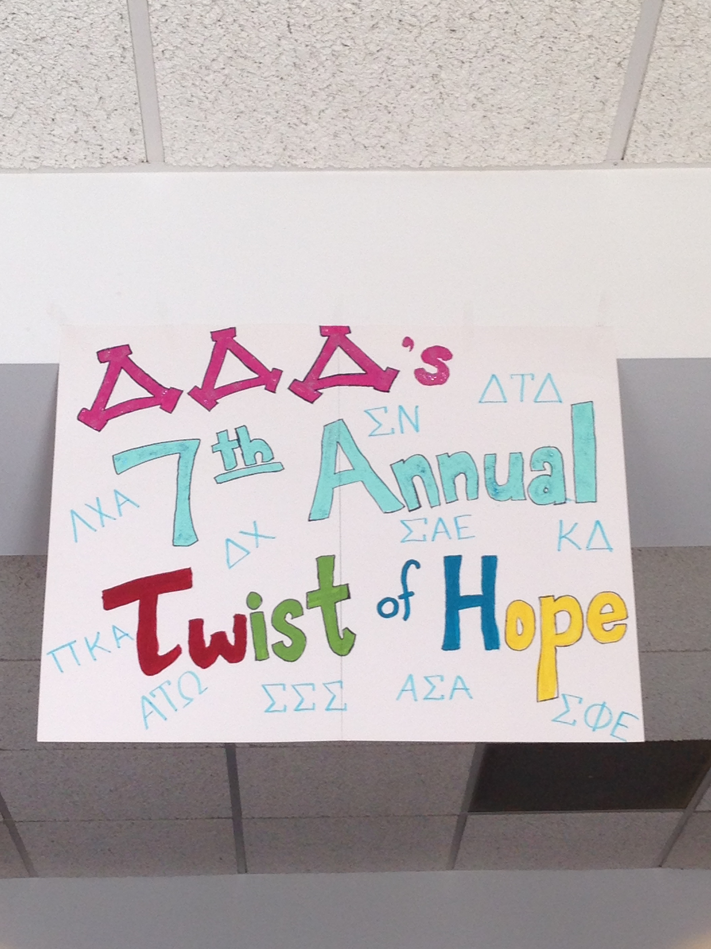 Twist of Hope & DHOP 2014