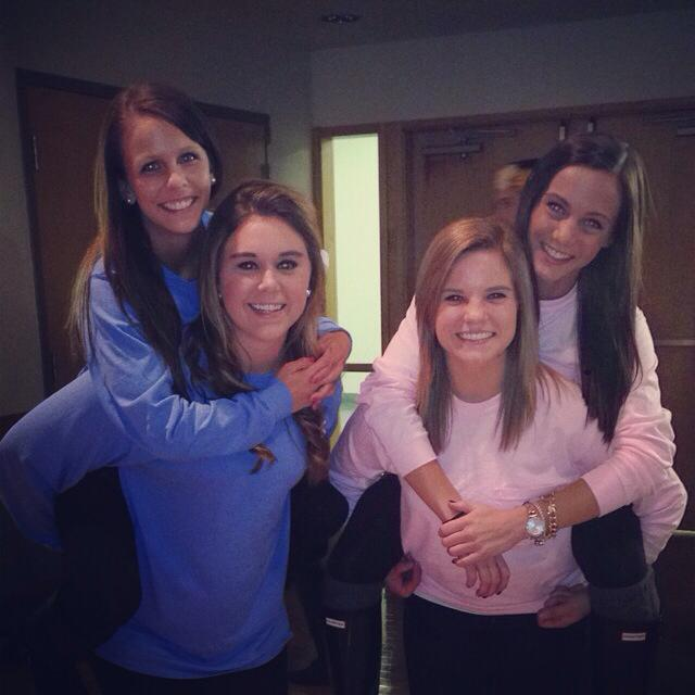 Big/Little Reveal Fall 2014