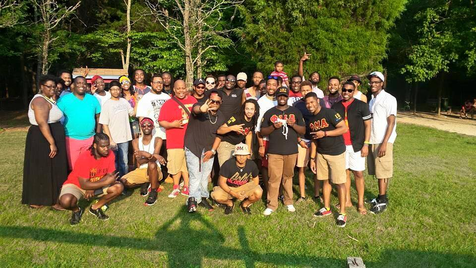 1st Annual Tri-Beta Cookout (2015)