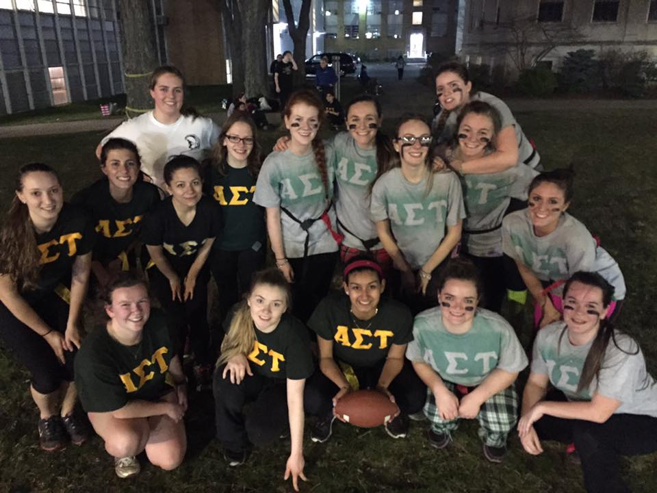 Sisterhood Flag Football Tourney