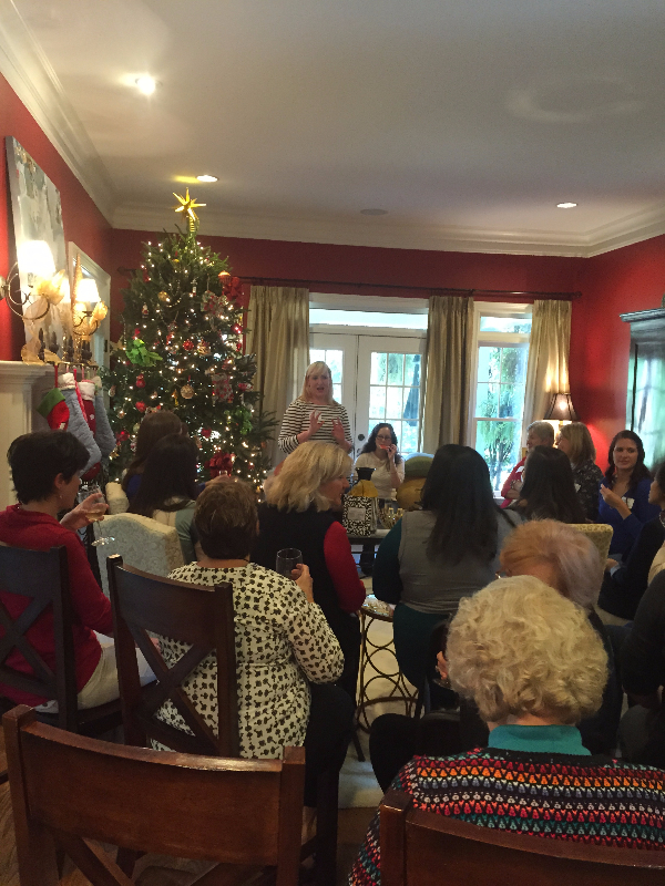 Holiday Ornament Exchange 2015