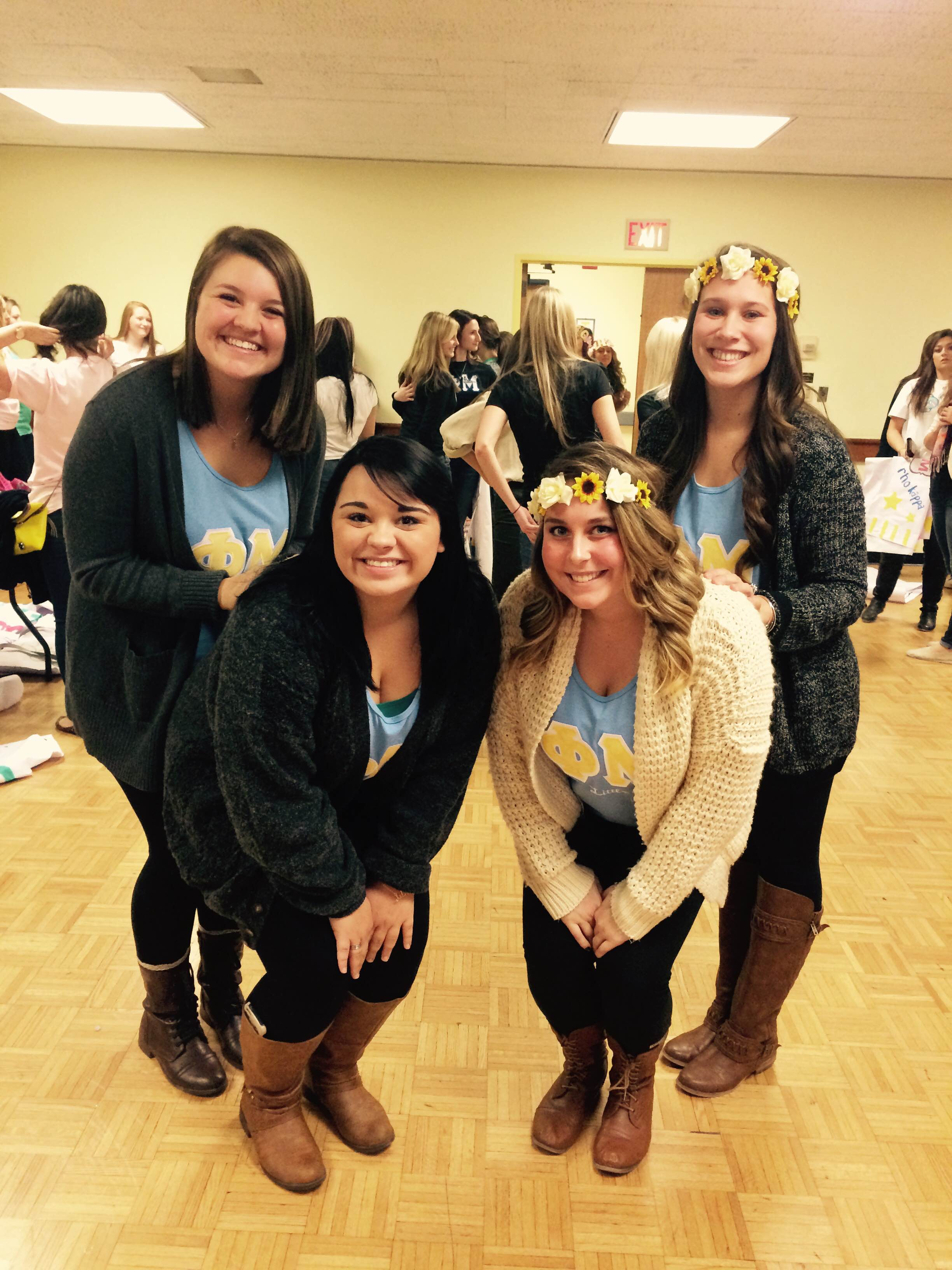 Big / Little Reveal 2014