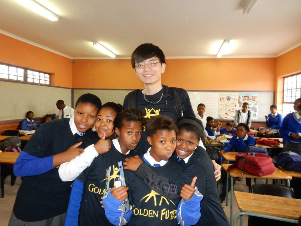 Golden Future: South Africa May 2015