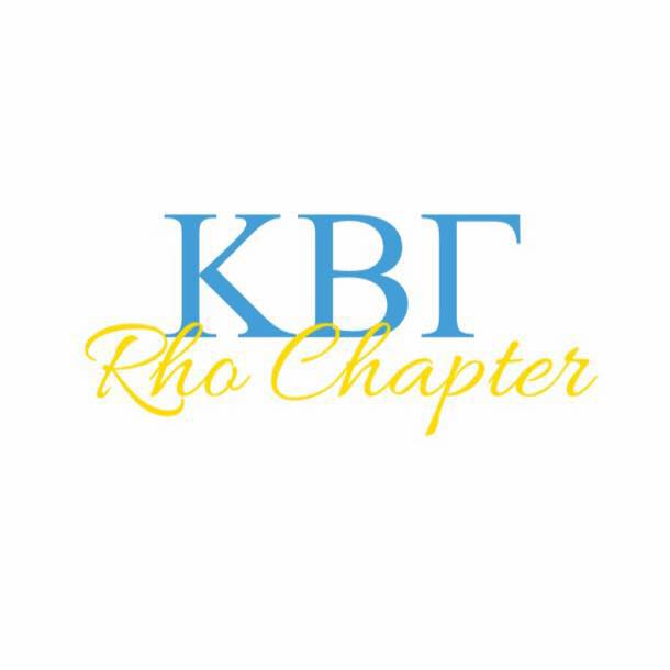 Kappa Beta Gamma: Rho Chapter