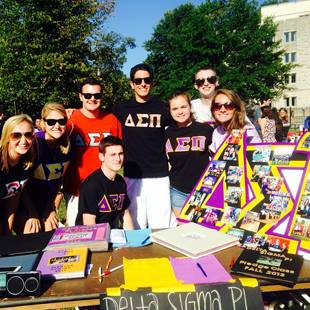 What is Delta Sigma Pi?