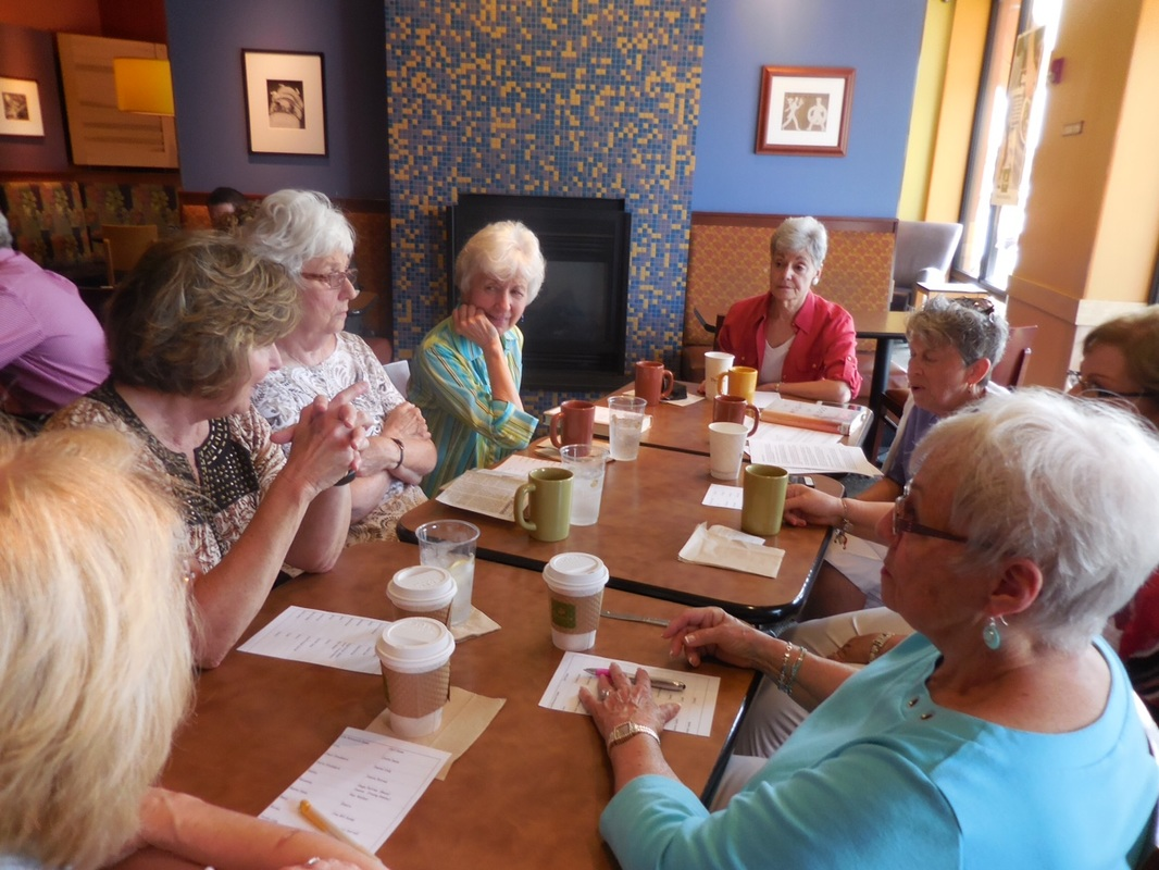 June 2015- Daytime Book Club