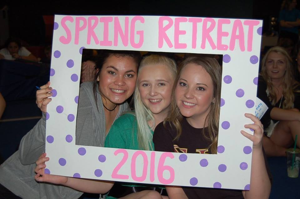 Sisterhood Retreat Spring 2016