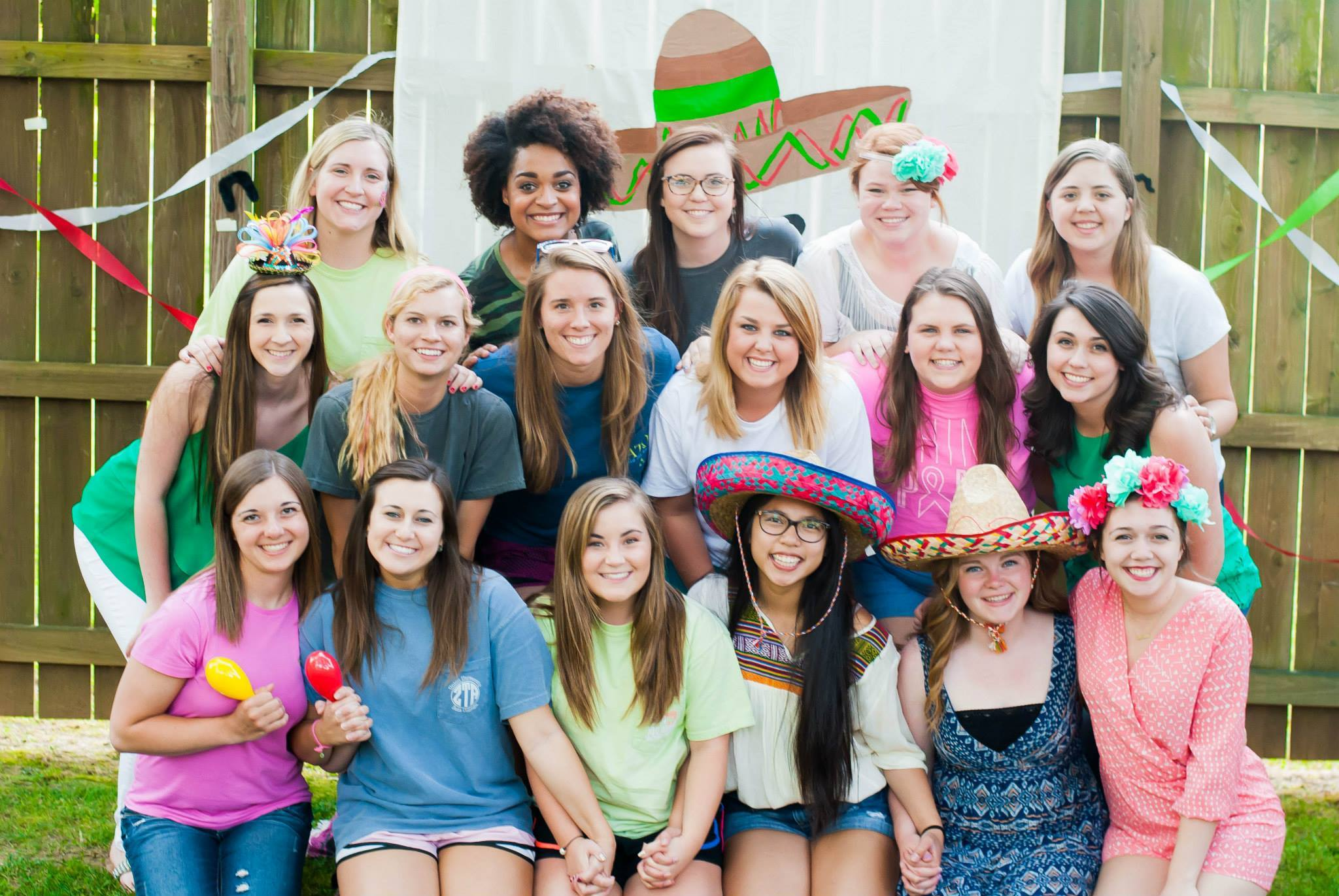 Cinco de Mayo Sisterhood 2015
