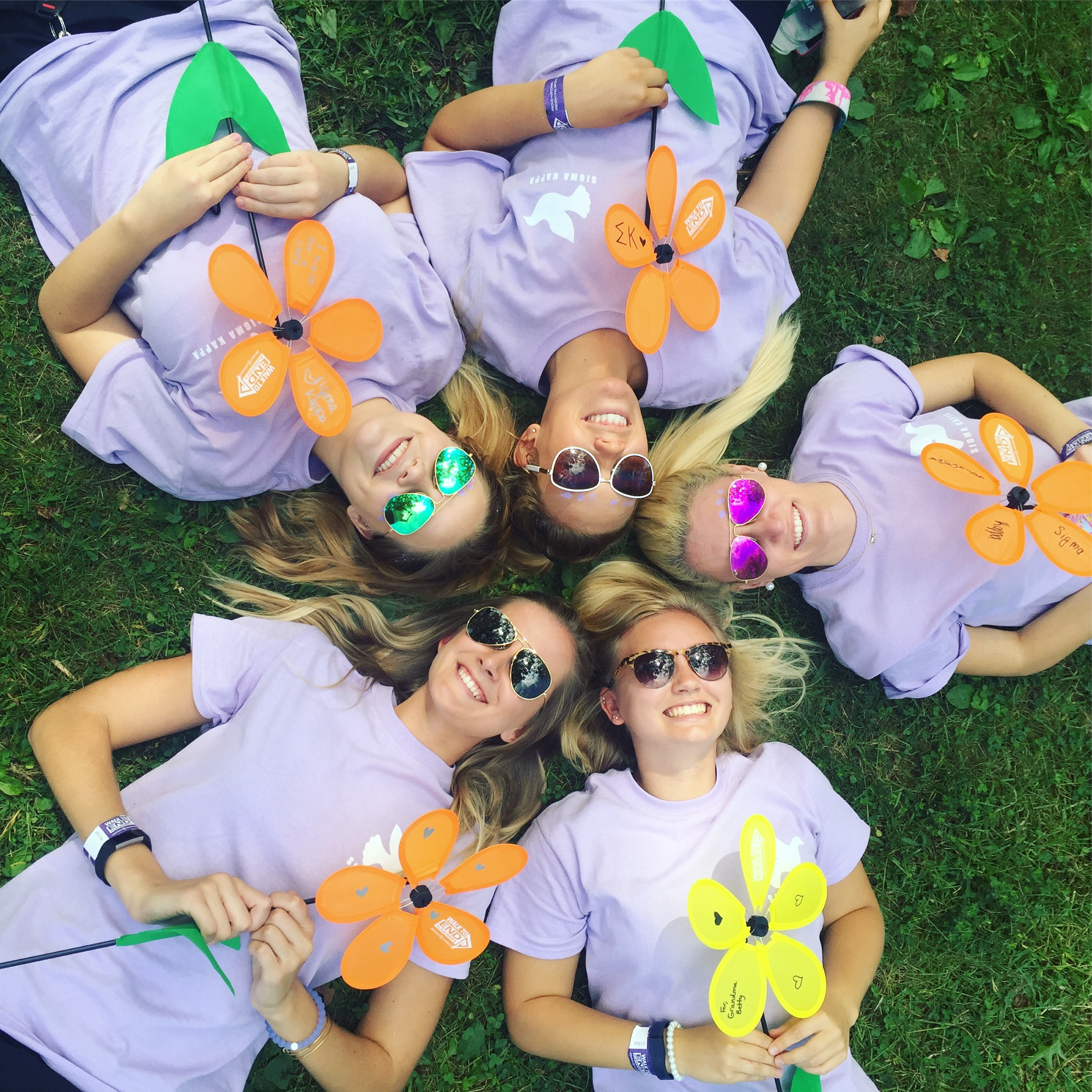 Walk to End Alzheimer's - Fall 2016