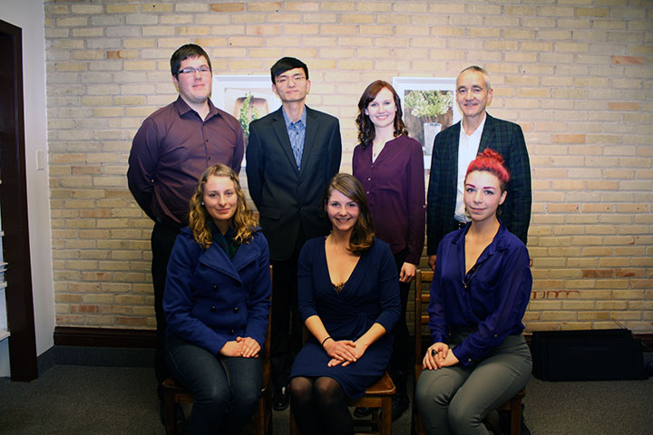 Executive Committee 2013-2014