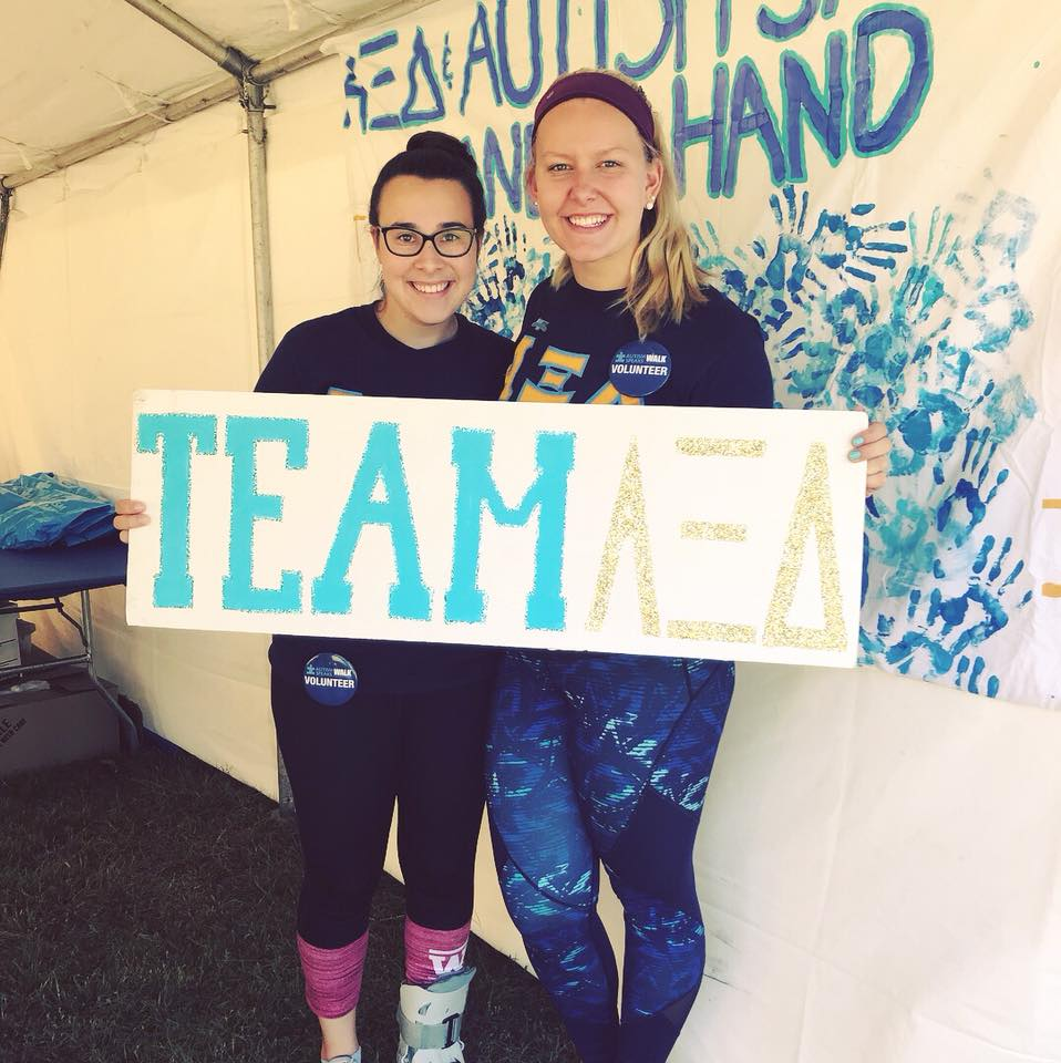 Autism Speaks Walk 2017