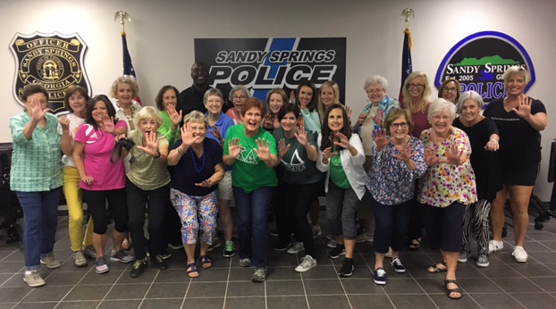 Women's Self Defense Class (Sept 2017)