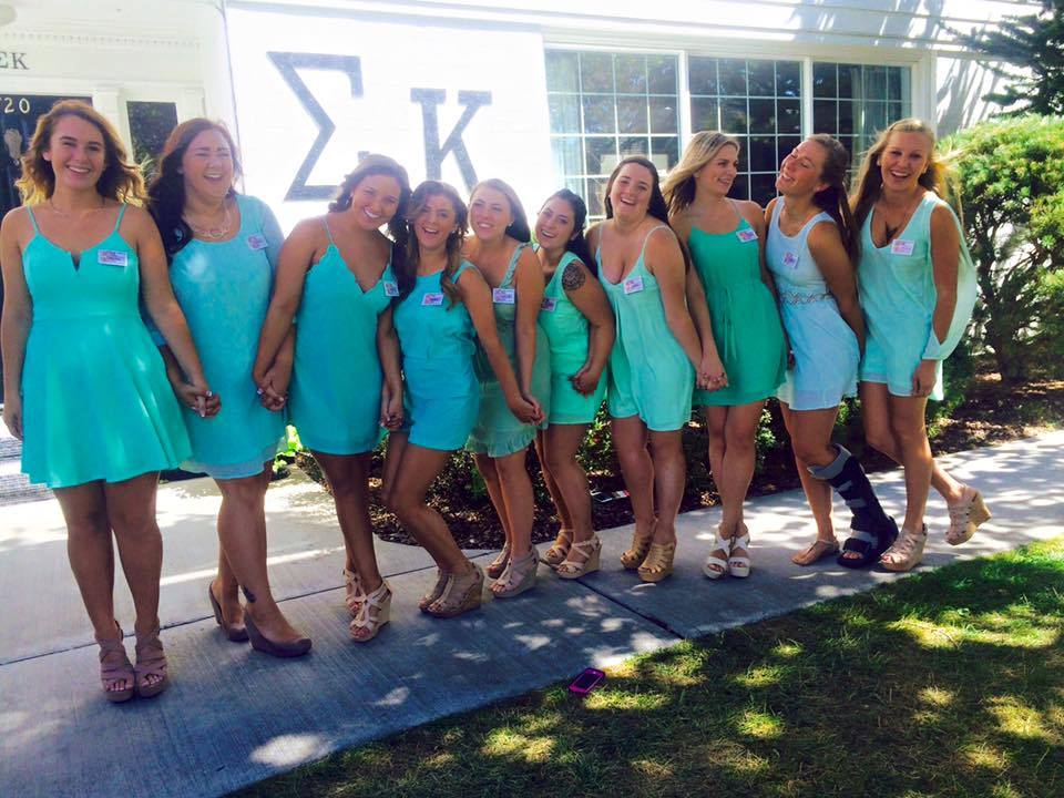Recruitment and Bid Day