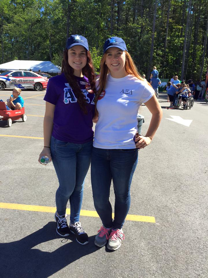 SNHU Walk now for Autism Speaks 2015