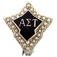 Symbols Alpha Sigma Tau New York University