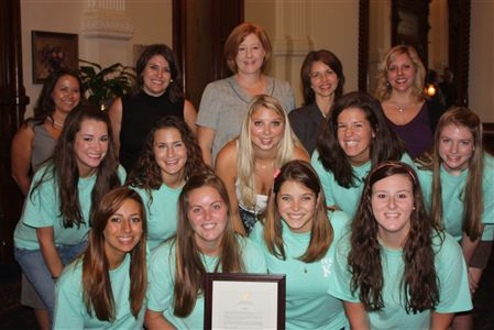 2009 NWFM Gov. Perry Proclamation