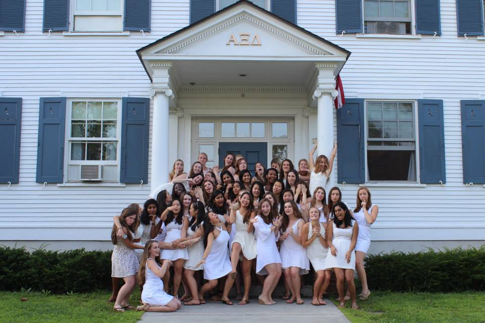 '16s Sophomore Summer House Photo