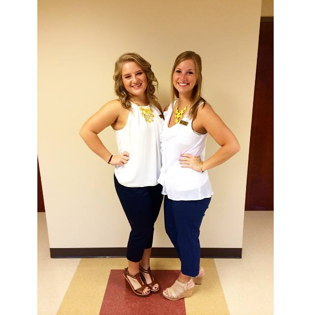 Formal Recruitment 2014