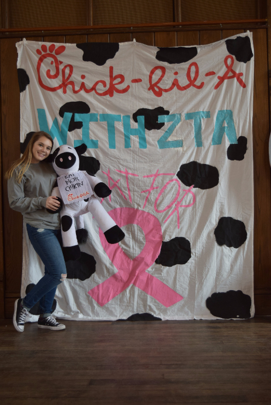Chick-fil-A with ZTA 2017