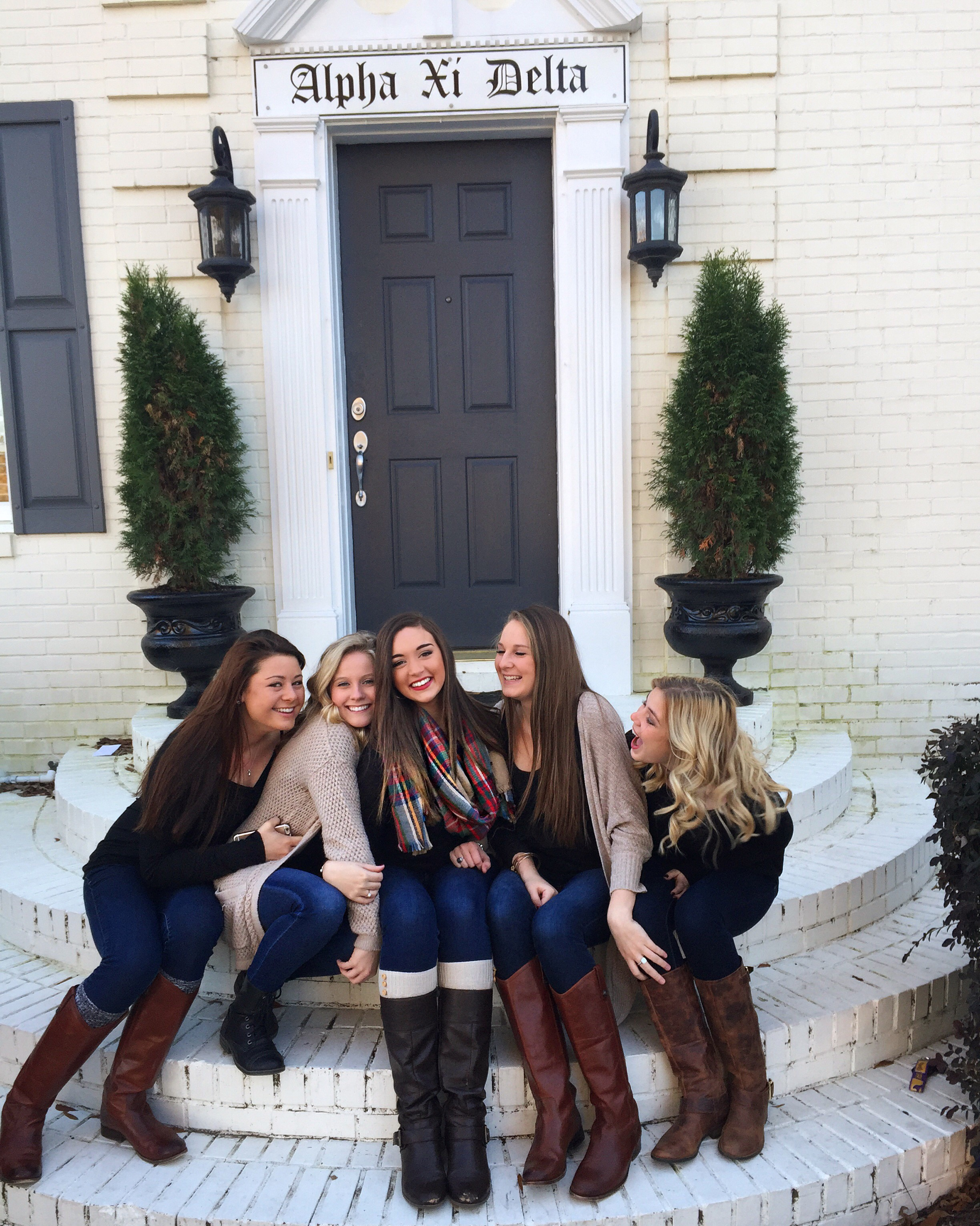 Alpha Xi Delta East Carolina University