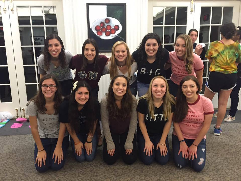 Big/Little Reveal 2016