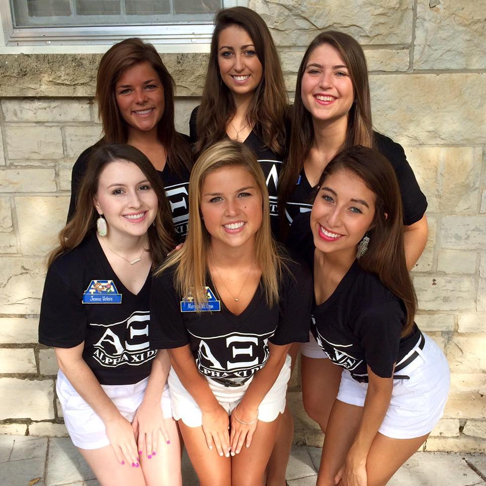 Recruitment and Bid Day 2015