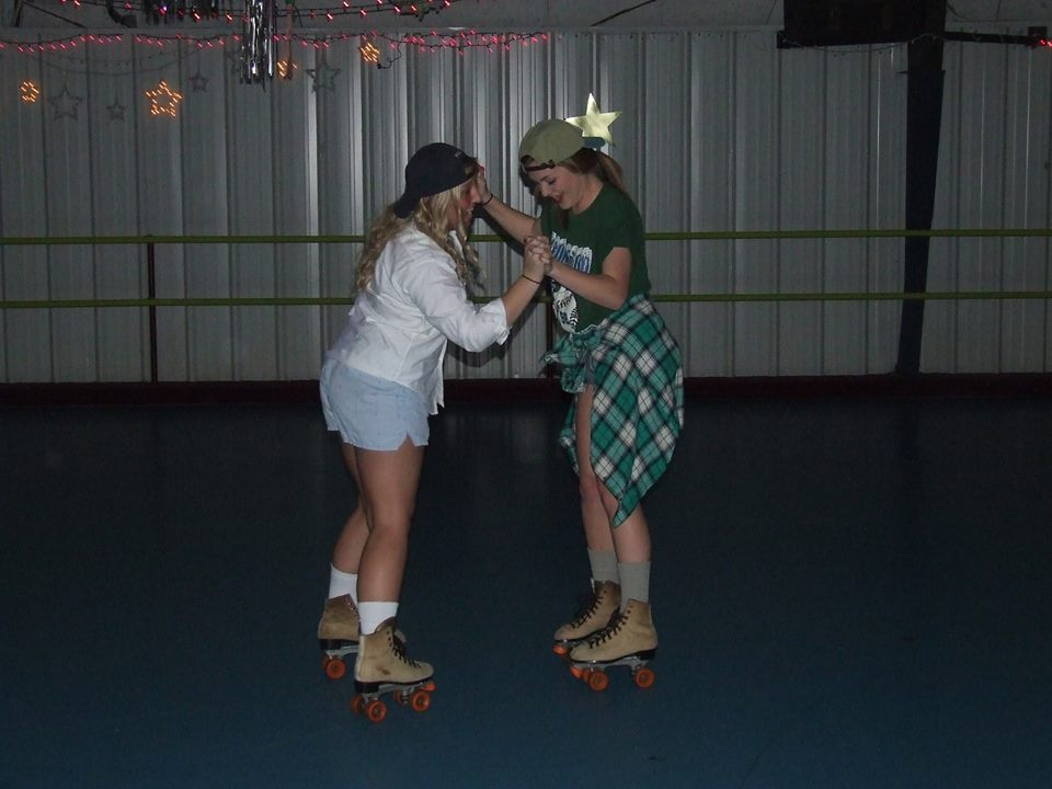 Skate Date Party