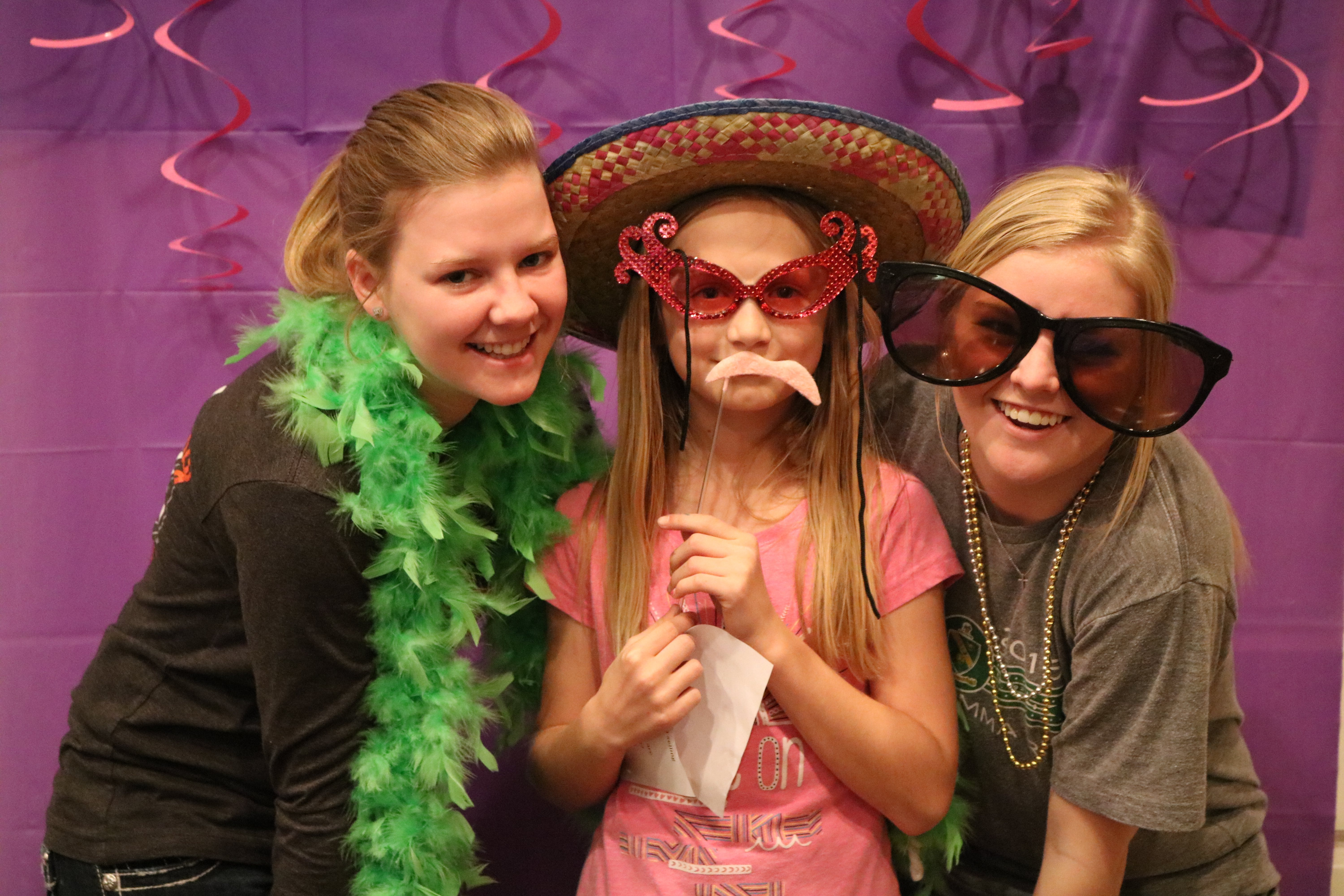 Girl Scout Event - February 2016