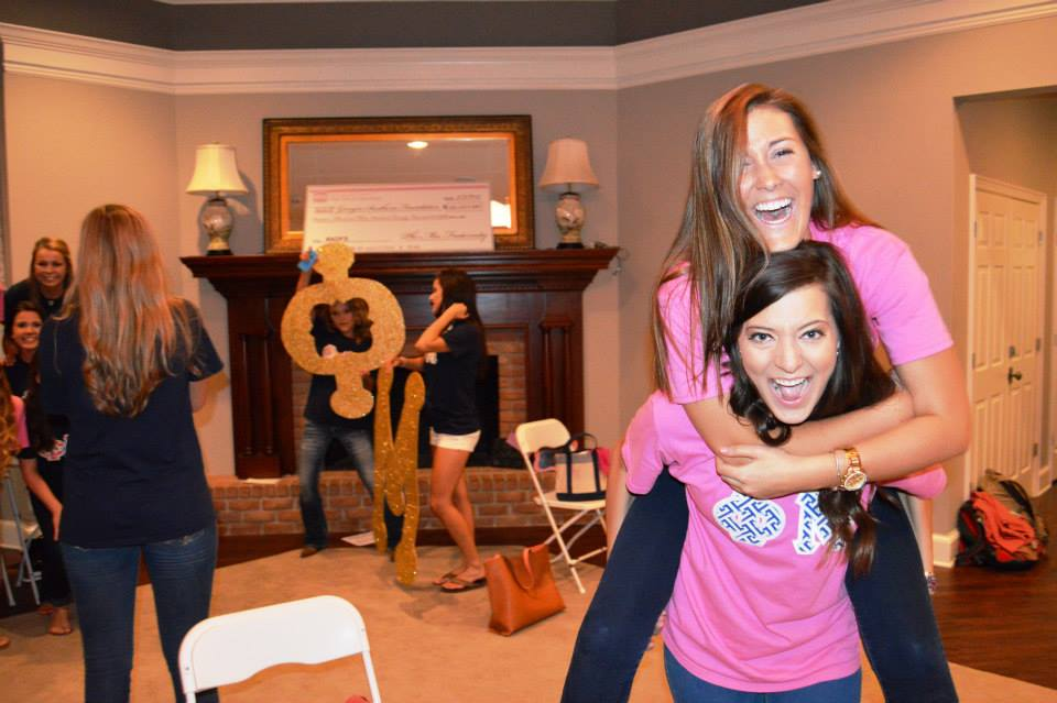 Big-Little Reveal